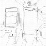 Gorenje 164355-01 - shema 1