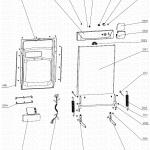 Gorenje 234101-03 - shema 1