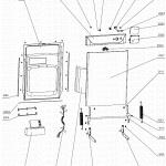 Gorenje 234101-01 - shema 1