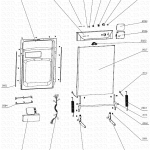 Gorenje 234103-01 - shema 1