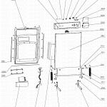Gorenje 234103 - shema 1