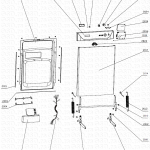Gorenje 234106 - shema 1