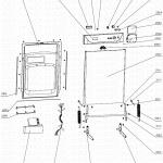 Gorenje 234110 - shema 1