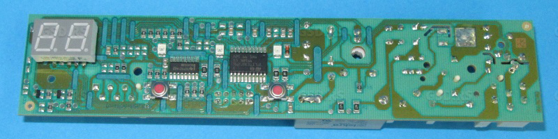 Gorenje rezervni deo: MODUL REGULACIJSKI G-HZA-09ZP H14S111, ID rezervnog dela: 114310