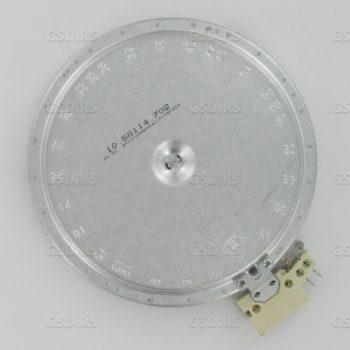 Gorenje rezervni deo: GREJAČ STAKLOKERAMIKE 230V/1800W/180 BSPT A: 55432, ID rezervnog dela: 225841