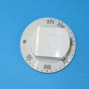Gorenje rezervni deo: DUGME GE6-30 EP-BL-G GRAV. 040/7037 A: 374, ID rezervnog dela: 230587