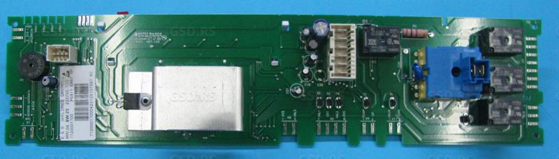 Gorenje rezervni deo: ELEKTRONIKA UPRAVLJAČKA PS-03, ID rezervnog dela: 232706
