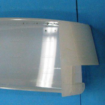 Gorenje rezervni deo: POSUDA VRATA H55, 54 G45 043, ID rezervnog dela: 662020